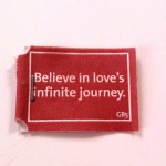 Believe in love's infinite journey – Inspired by Yogi tea